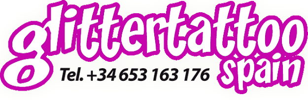 Glitter Tattoo Spain - Tatuajes de Purpurina