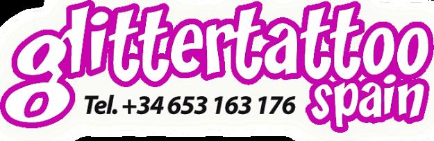 Glitter Tattoo Spain - Tatuajes de Purpurina