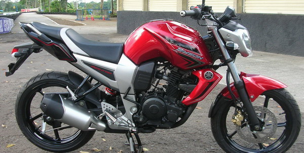 Yamaha Byson Terbaru 2012
