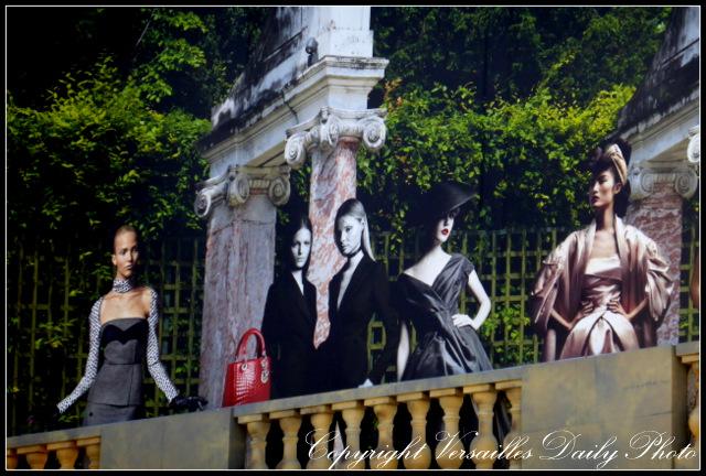 Christian Dior Versailles pavillon Dufour