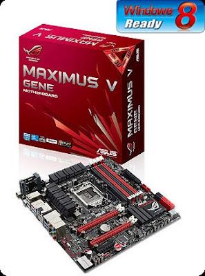 Spesifikasi dan Fitur Mainboard Gaming ASUS Maximus V Gene