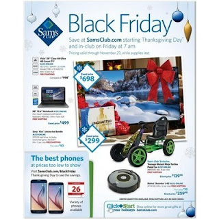Sams' BlackFriday Page 1