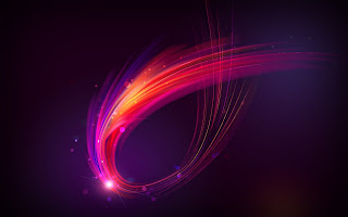 Abstract Art Vector Lines HD Wallpaper