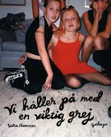 Sara Hansson: Vi håller på med en viktig grej