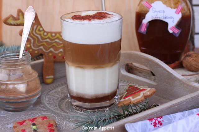 kawa piernikowa przepis