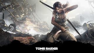 Tapeta z gry Tomb Raider 1920x1080: Lara z bandażem