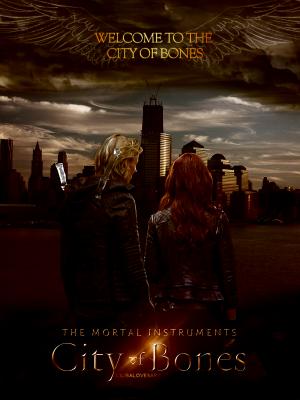 Vũ Khí Bóng Đêm: Thành Phố Xương - The Mortal Instruments: City of Bones - 2013
