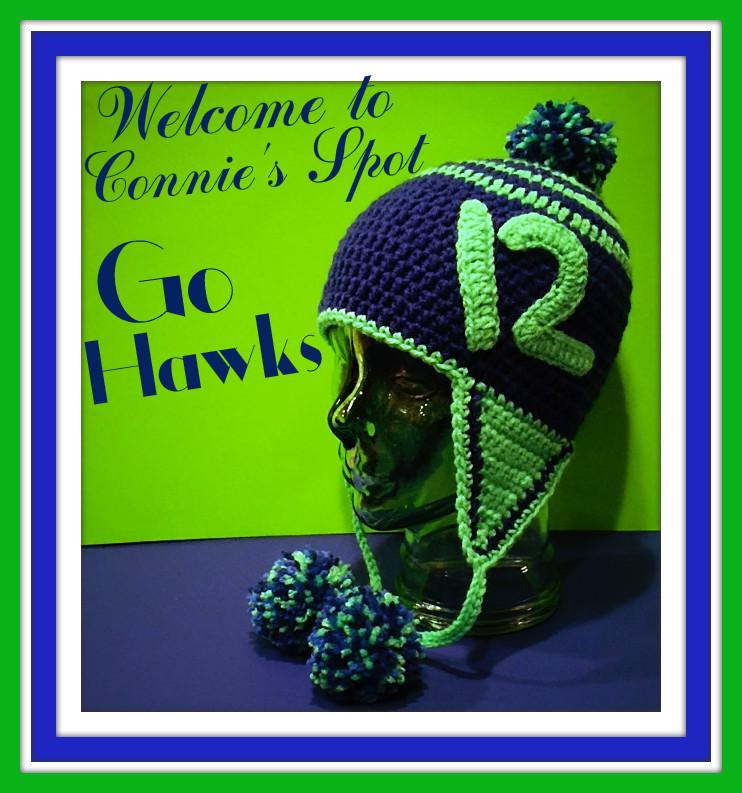 Connie's Spot© Crocheting
