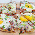 How To Make Grilled Breakfast Pizza