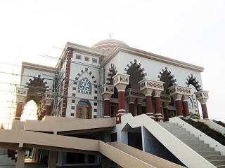 Foto dan Gambar Masjid Raya Baiturrahman Kabupaten Karimun 5 oleh http://kemenagkarimun.blogspot.com
