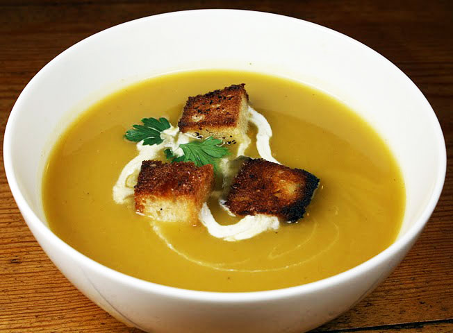 Butternut Squash Soup Ina Garten comfort food writing prompt and recommendations