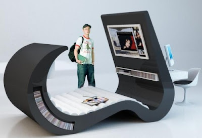 Modern Desks and Innovative Desk Designs (16) 3