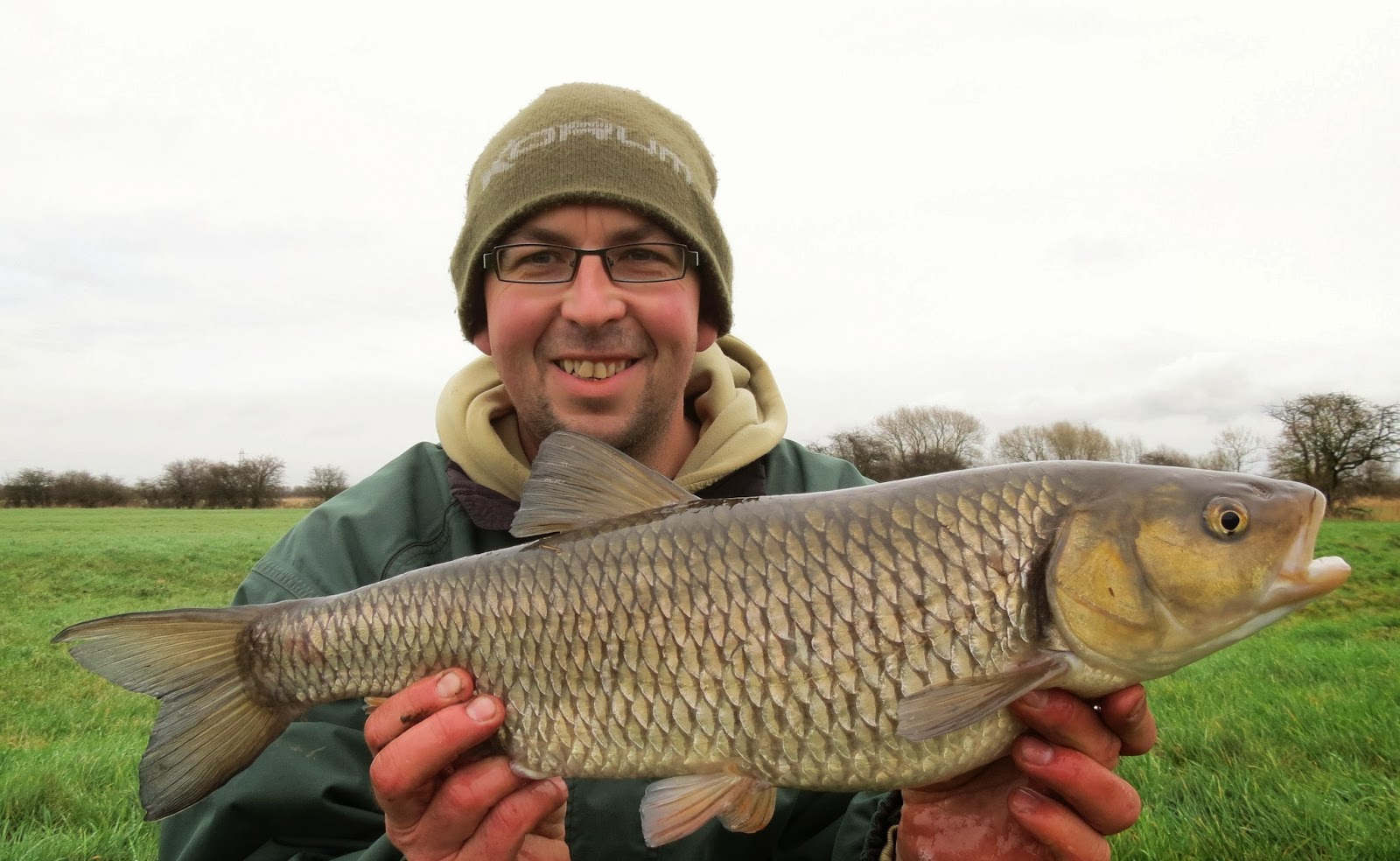 big derwent river chub