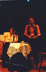 The Thelephone - Ópera de Gian-Carlo Menotti  en puesta de Raquel Barbieri - 1998