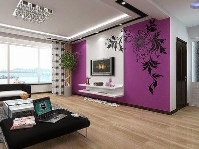 Desain Interior ruang keluarga minimalis modern terbaru