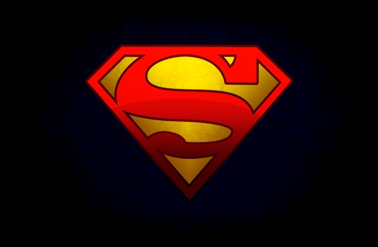 Superman Logo Wallpaper Best Wallpaper Background