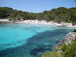 Cala Turqueta, Baleares