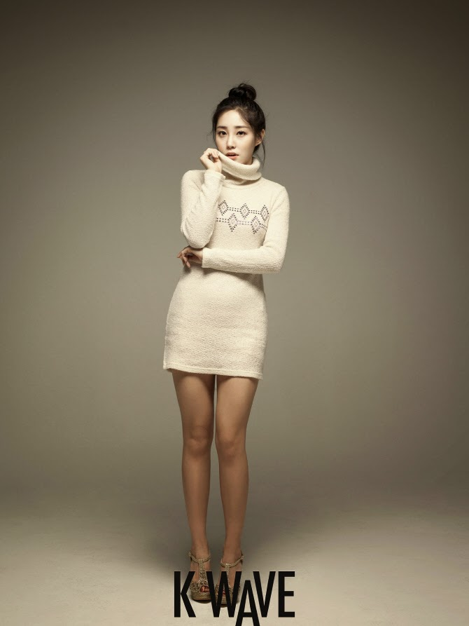 Choi Hee - K Wave Magazine November Issue 2014