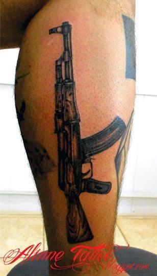 Arma Tattoo