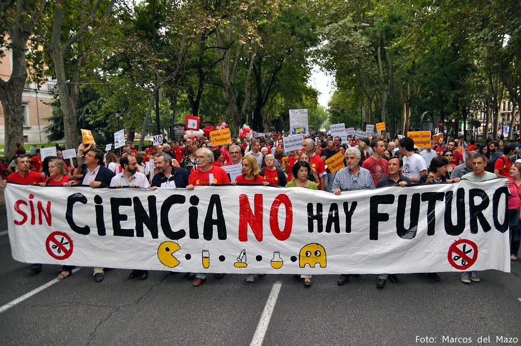 30 septiembre manifestación
