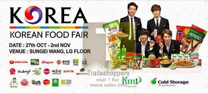 Korean Food Fair kuala lumpur