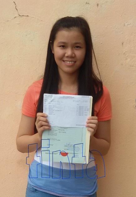 Pelajar SPM terbaik 2014