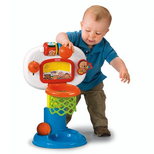 JoyS of Toy & Baby Stuff: NEW - Fisher Price Dunk 'n ...