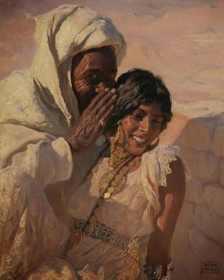 mujeres-pintadas-al-oleo-imagenes