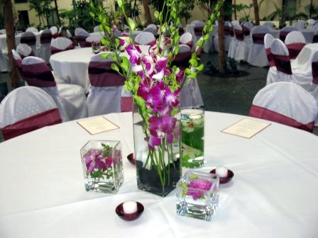 Reception Table Decoration Ideas