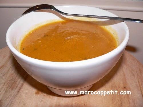 Soupe aux légumes | Vegetable Soup