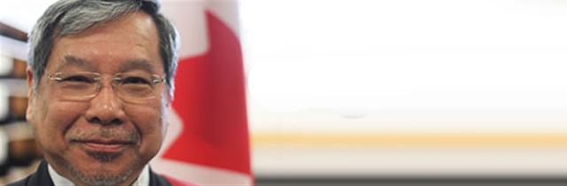 Ngô Thanh Hải : Thượng nghị sĩ gốc Việt đầu tiên ở Canada  Tp-ngothanhhai