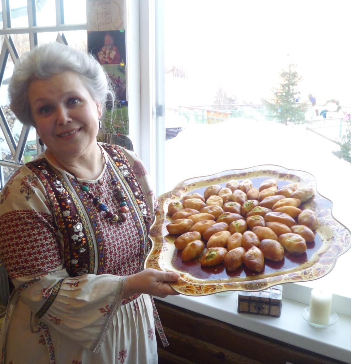 С бабушкой на кухне 8 фотография