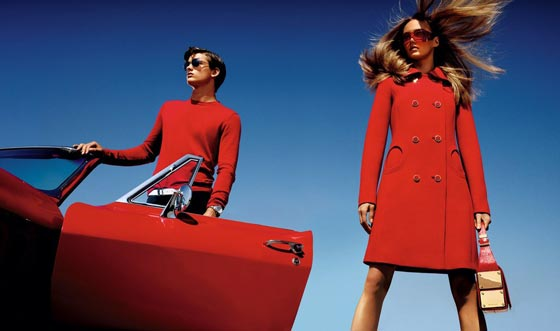 Michael Kors spring summer 2013 ad campaign