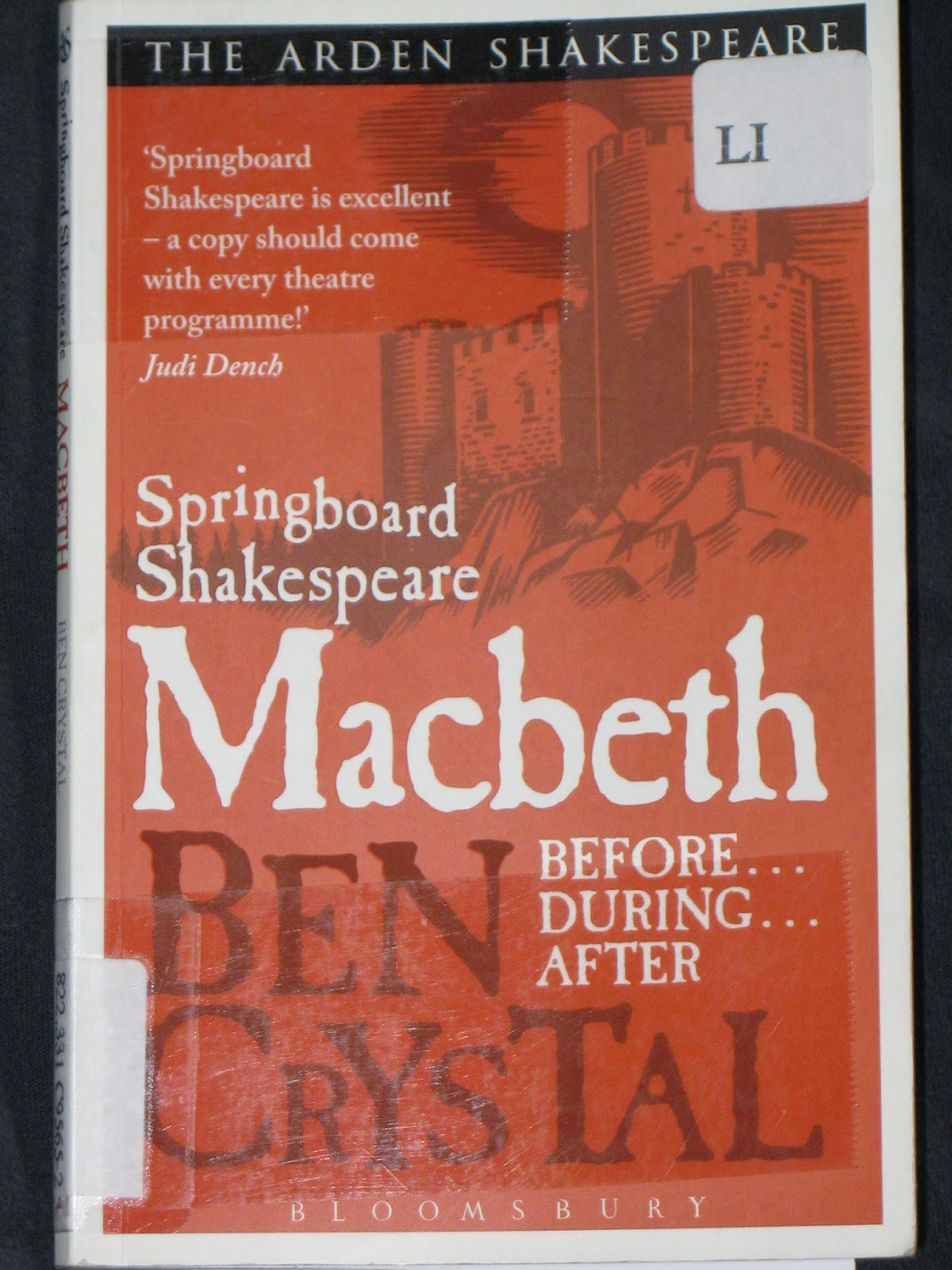 a comparative study shakespeare s macbeth and William shakespeare's macbeth' is about a servant of the king (macbeth) and his ambition to become king after receiving prophecies from three witches that claim he will be king macbeth tells his wife of these prophecies and his wife (lady macbeth) produces a plan to slay the current king (duncan) so that macbeth will become king.