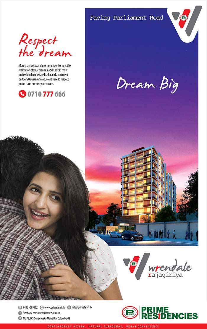 Wrendale - More than bricks and mortar, a new home is the realization of your dream. As Sri Lanka's most professional re