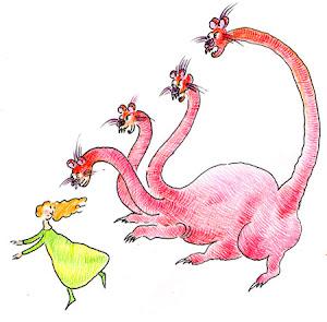 santa margherita e il drago