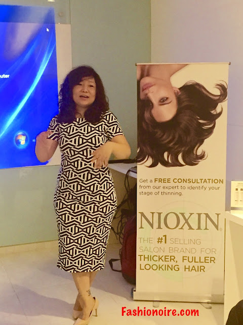 #NioxinNowIndia-A solution for hair thinning problem