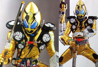 In Depth: Kamen Rider Fourze Elec States