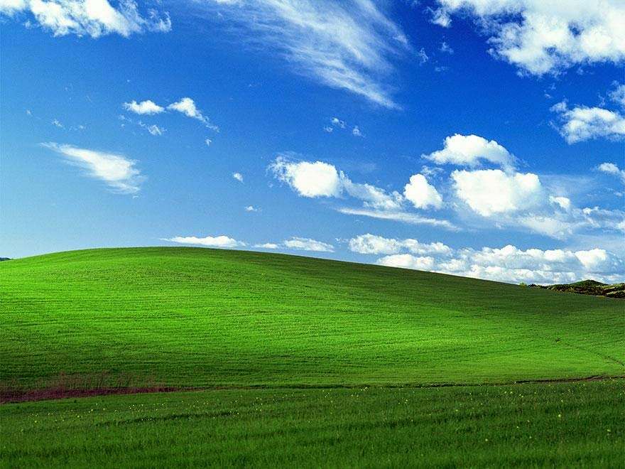 Gambar yang paling banyak dilihat The Windows XP Bliss Wallpaper