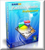 EaseUS Partition Master 9.2.1 Full Version Professional Edition