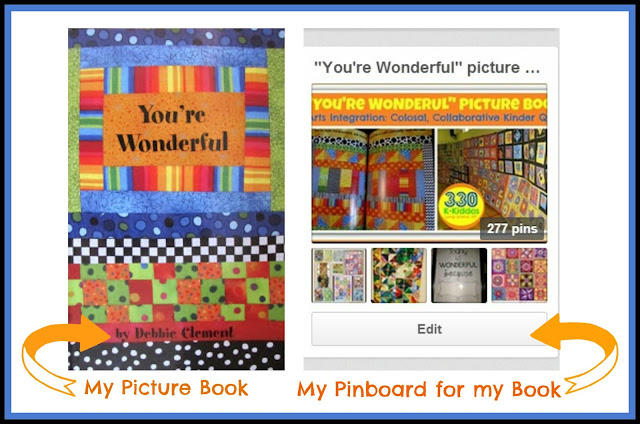 "photo of: ""You're Wonderful"" Picture Book and Pinterest Ideas of Support"