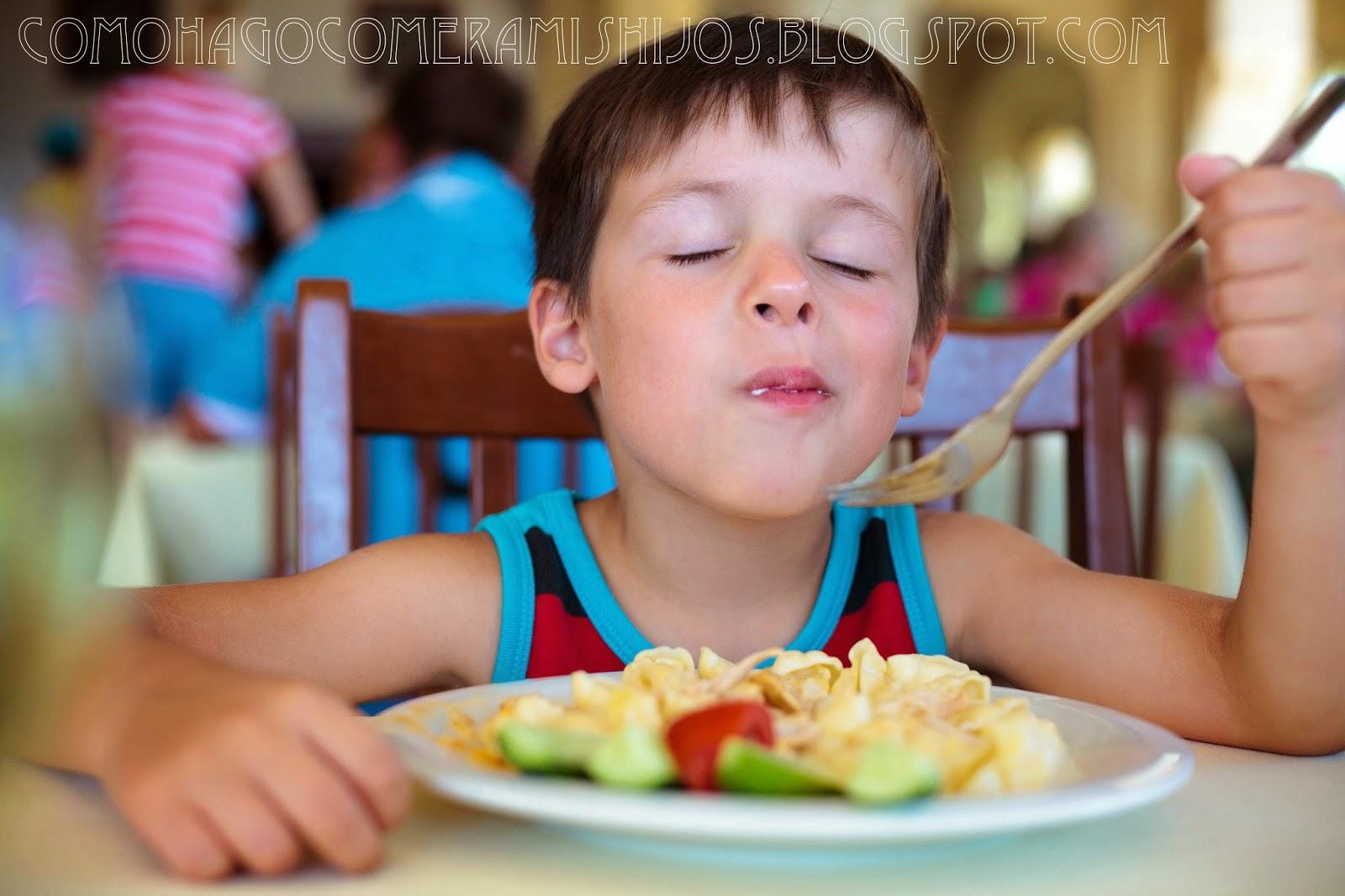 NUTRICION INFANTIL : 5 OPCIONES PARA HACER UN MENÚ SALUDABLE