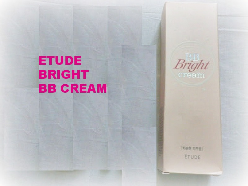 ETUDE BRIGHT BB CREAM