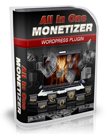 Free Download All In One Monetizer - WP Plugin - Free SEO Tools Download