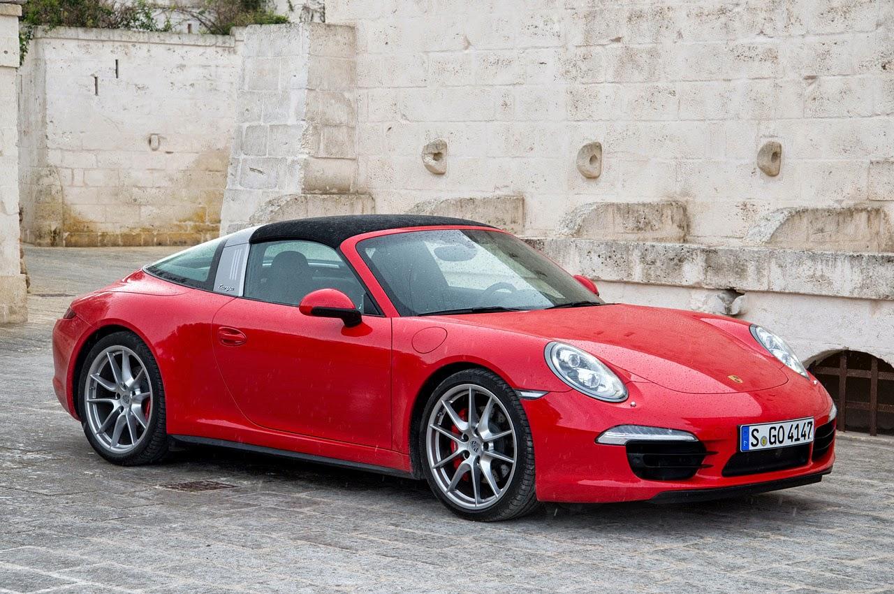 automotiveblogz 2014 porsche 911 targa first drive photos. Black Bedroom Furniture Sets. Home Design Ideas