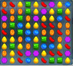 لعبة كاندى كراش Candy Crash