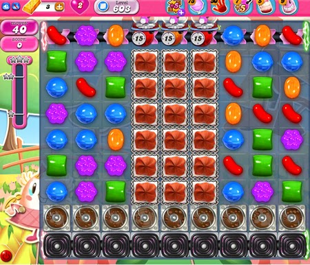 Candy Crush Saga 603