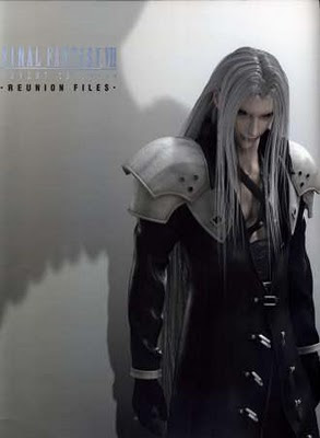 Artbook – Final Fantasy VII – Advent Children – Reunion Files