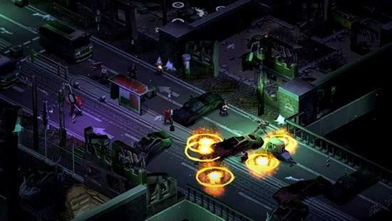 Shadowrun Dragonfall - Reloaded 2014 Full ISO SS 1