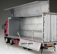 Sewa Mobil Truck Wing Box di Medan